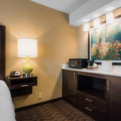 Отель Hampton Inn Meridian удобства в номере фото 2