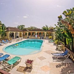 Отель Pure Garden Resort Negril бассейн
