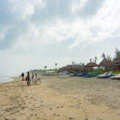 Отель An Bang Seasnail Homestay пляж
