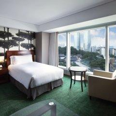 Отель InterContinental Seoul COEX комната для гостей фото 15