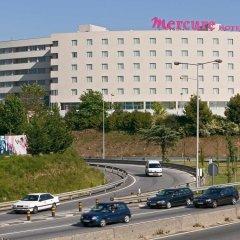 Отель Mercure Porto Gaia Вила-Нова-ди-Гая парковка