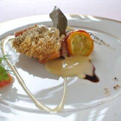 Отель Auberge Le Temps Ито питание фото 2