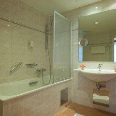 Отель Pertschy Palais Hotel Австрия, Вена - 5 отзывов об отеле, цены и фото номеров - забронировать отель Pertschy Palais Hotel онлайн ванная