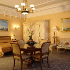 Талион Империал Отель 5* Стандартный номер с двуспальной кроватью фото 10