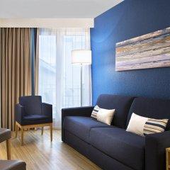 Отель Citadines Croisette Cannes комната для гостей фото 4
