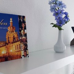 Отель FeWo II, V und VI - Altstadt - Am grossen Garten Германия, Дрезден - отзывы, цены и фото номеров - забронировать отель FeWo II, V und VI - Altstadt - Am grossen Garten онлайн фото 8