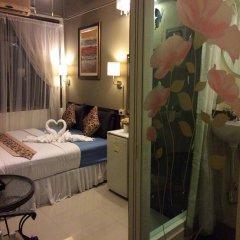 Naturbliss Bangkok Transit Hotel Бангкок комната для гостей фото 2