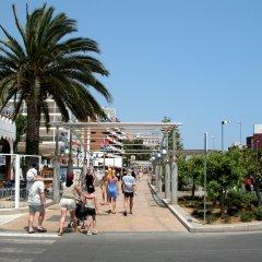 Отель H·TOP Summer Sun пляж