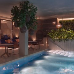 Crystal House Suite Hotel & Spa бассейн