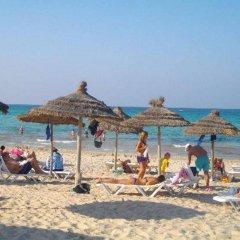 Отель Ksar Djerba Тунис, Мидун - 1 отзыв об отеле, цены и фото номеров - забронировать отель Ksar Djerba онлайн пляж