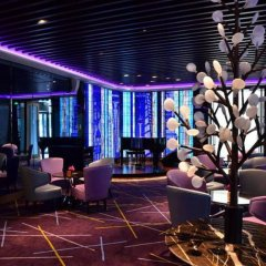 Hotel Equatorial Shanghai развлечения
