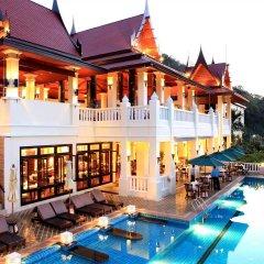 Отель Aquamarine Resort & Villa бассейн фото 2