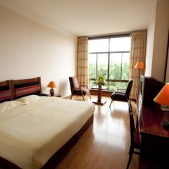Отель Dam San Hotel Вьетнам, Буонматхуот - отзывы, цены и фото номеров - забронировать отель Dam San Hotel онлайн комната для гостей фото 4