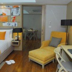 Отель Amari Residences Bangkok комната для гостей