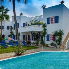 Отель Galini Holidays бассейн