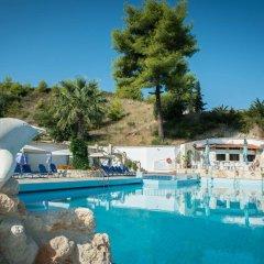 Отель Halkidiki Palace бассейн