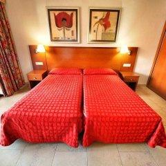 Отель Las Palmeras комната для гостей фото 5