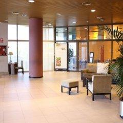 Отель Hesperia Sant Joan Suites интерьер отеля