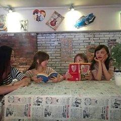 Chengdu Dreams Travel Youth Hostel интерьер отеля фото 3