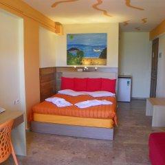 Отель Mirabelle Hotel Греция, Аргасио - отзывы, цены и фото номеров - забронировать отель Mirabelle Hotel онлайн комната для гостей фото 4