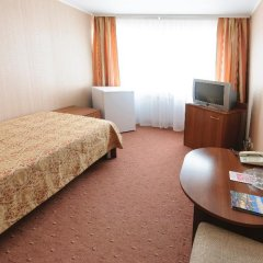 Гостиница Ловеч 3* Стандартный номер с различными типами кроватей фото 11