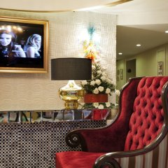 Granada Luxury Resort & Spa Турция, Аланья - 1 отзыв об отеле, цены и фото номеров - забронировать отель Granada Luxury Resort & Spa онлайн интерьер отеля фото 3