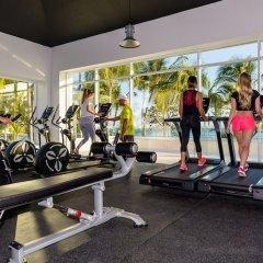 Отель Playabachata Resort - All Inclusive фитнесс-зал фото 2