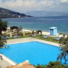 Отель La Riviera Barbati пляж