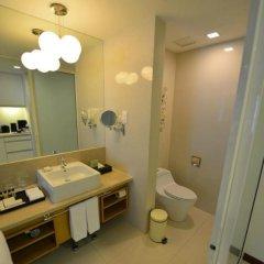 Отель Fraser Place Kuala Lumpur Малайзия, Куала-Лумпур - 2 отзыва об отеле, цены и фото номеров - забронировать отель Fraser Place Kuala Lumpur онлайн ванная фото 2