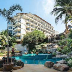 Отель Garden Cliff Resort and Spa бассейн фото 2