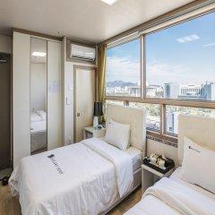 Galaxy Hotel комната для гостей