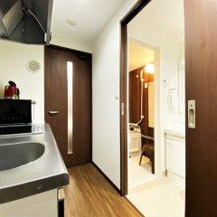 Randor Residential Hotel Fukuoka Фукуока удобства в номере