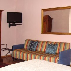 Отель Soggiorno Michelangelo комната для гостей фото 4