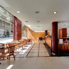 Отель Silken Sant Gervasi Испания, Барселона - 1 отзыв об отеле, цены и фото номеров - забронировать отель Silken Sant Gervasi онлайн интерьер отеля фото 2