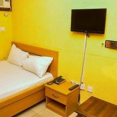 K-Yellow Hotel & Resort сейф в номере