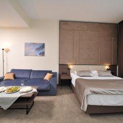Гостиница Bossfor Люкс разные типы кроватей
