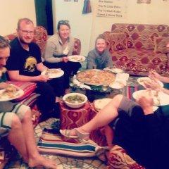 Отель Why not bedouin house Иордания, Вади-Муса - отзывы, цены и фото номеров - забронировать отель Why not bedouin house онлайн питание фото 3