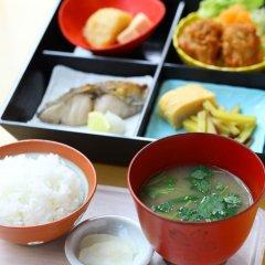 APA Hotel Asakusa Kaminarimon питание фото 3