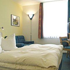 Median Hotel Hannover Messe комната для гостей фото 5