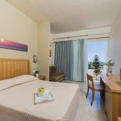 Отель Afandou Beach Resort комната для гостей