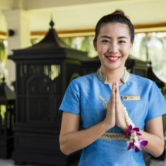 Отель Angsana Villas Resort Phuket балкон