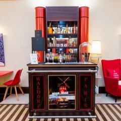 Hotel Waldorf Trocadero гостиничный бар фото 2
