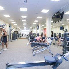 Отель Lindner Golf Resort Portals Nous фитнесс-зал фото 3