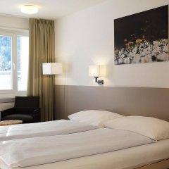 Отель Serviced Apartments by Solaria Швейцария, Давос - 1 отзыв об отеле, цены и фото номеров - забронировать отель Serviced Apartments by Solaria онлайн комната для гостей фото 2