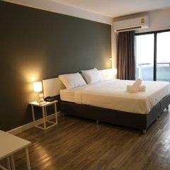 Отель Airport Bed Таиланд, Бангкок - отзывы, цены и фото номеров - забронировать отель Airport Bed онлайн комната для гостей фото 4