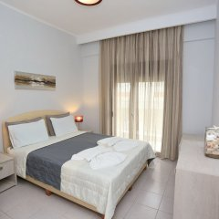 Отель Adonis Греция, Пефкохори - отзывы, цены и фото номеров - забронировать отель Adonis онлайн комната для гостей фото 4