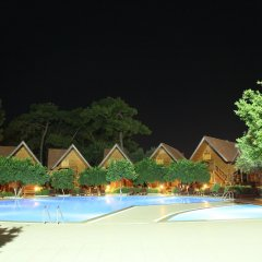 Woodline Hotel бассейн