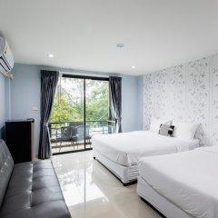 Апартаменты Asia Place Apartment Бангкок комната для гостей