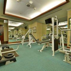 Evergreen Laurel Hotel Bangkok фитнесс-зал фото 2