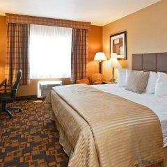 Отель Quality Inn & Suites Denver Stapleton фото 21